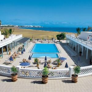 Tutti gli hotel sulla spiaggia a Lanzarote