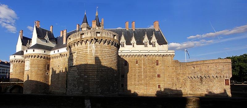 castello duchi bretagna