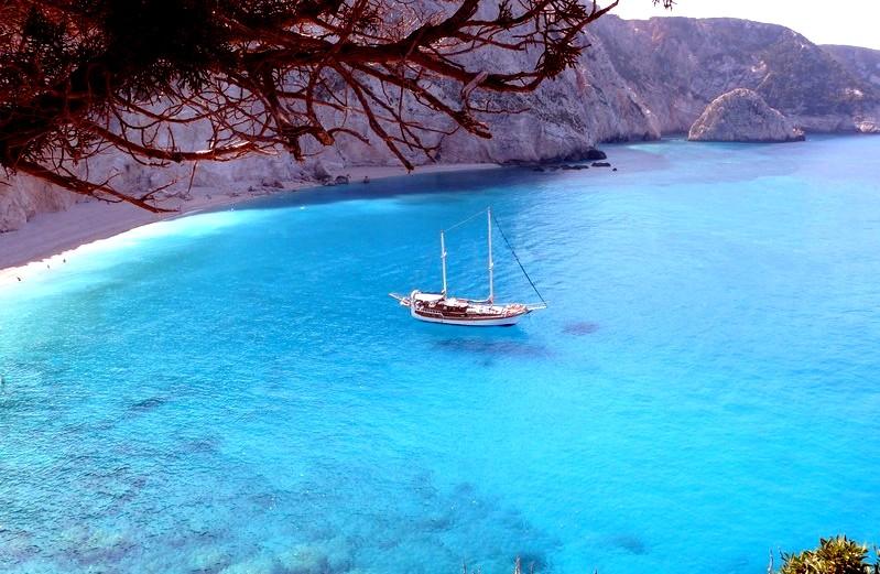crociera barca a vela baie2009