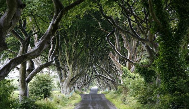 Quali sono location Trono di Spade in Irlanda del Nord