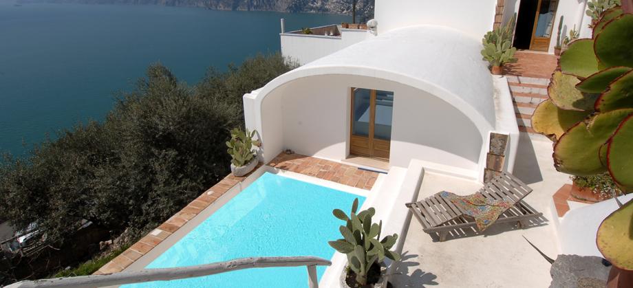 Tutti gli hotel di lusso della Costiera Amalfitana