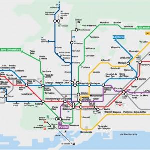 Quali sono orari apertura metro Barcellona