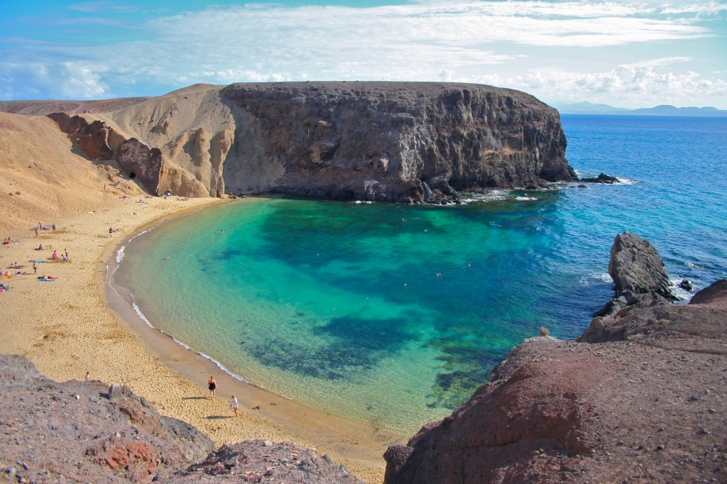 Quali sono le migliori spiagge di Lanzarote