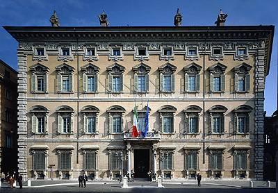 Come vistare il Senato Italiano