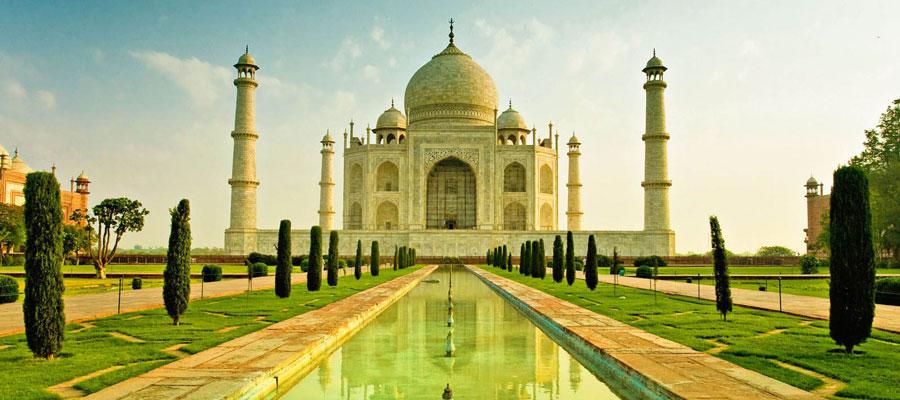 Come arrivare a Taj Mahal