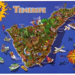Come trascorrere una vacanza economica a Tenerife