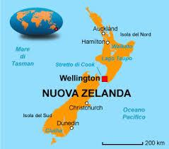 Clima in Nuova Zelanda