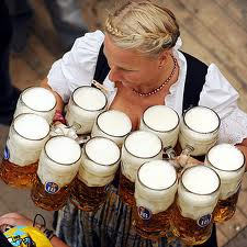 Le birre tedesche per l'OktoberFest