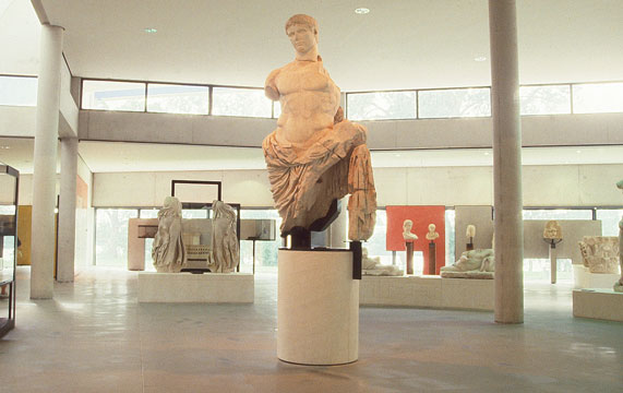 Tour fra i musei di Arles