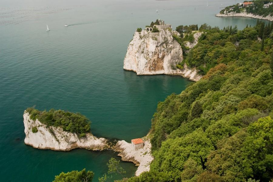 Cinque itinerari naturalistici Trieste
