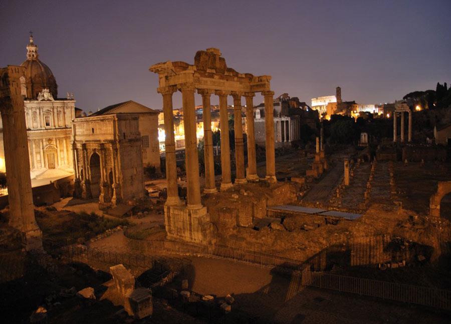Le terrazze più belle di Roma