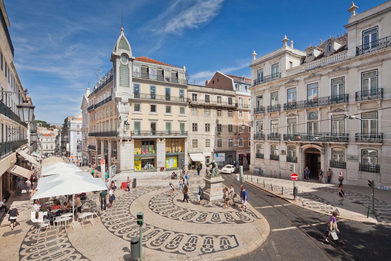Itinerario quartiere Chiado Lisbona