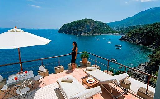 Tutti i resort di lusso a Ischia