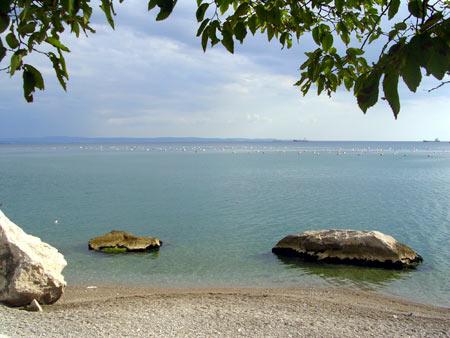 Spiagge più belle Trieste