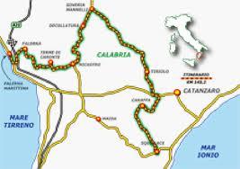 Itinerario Calabria coast to coast