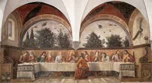Visita gratuita al Cenacolo di Ognissanti di Firenze, che cosa vedere