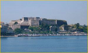 Tour fra le fortezze storiche di Corfù