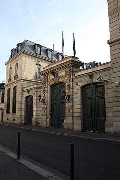 Come arrivare all'Ambasciata Italiana a Parigi