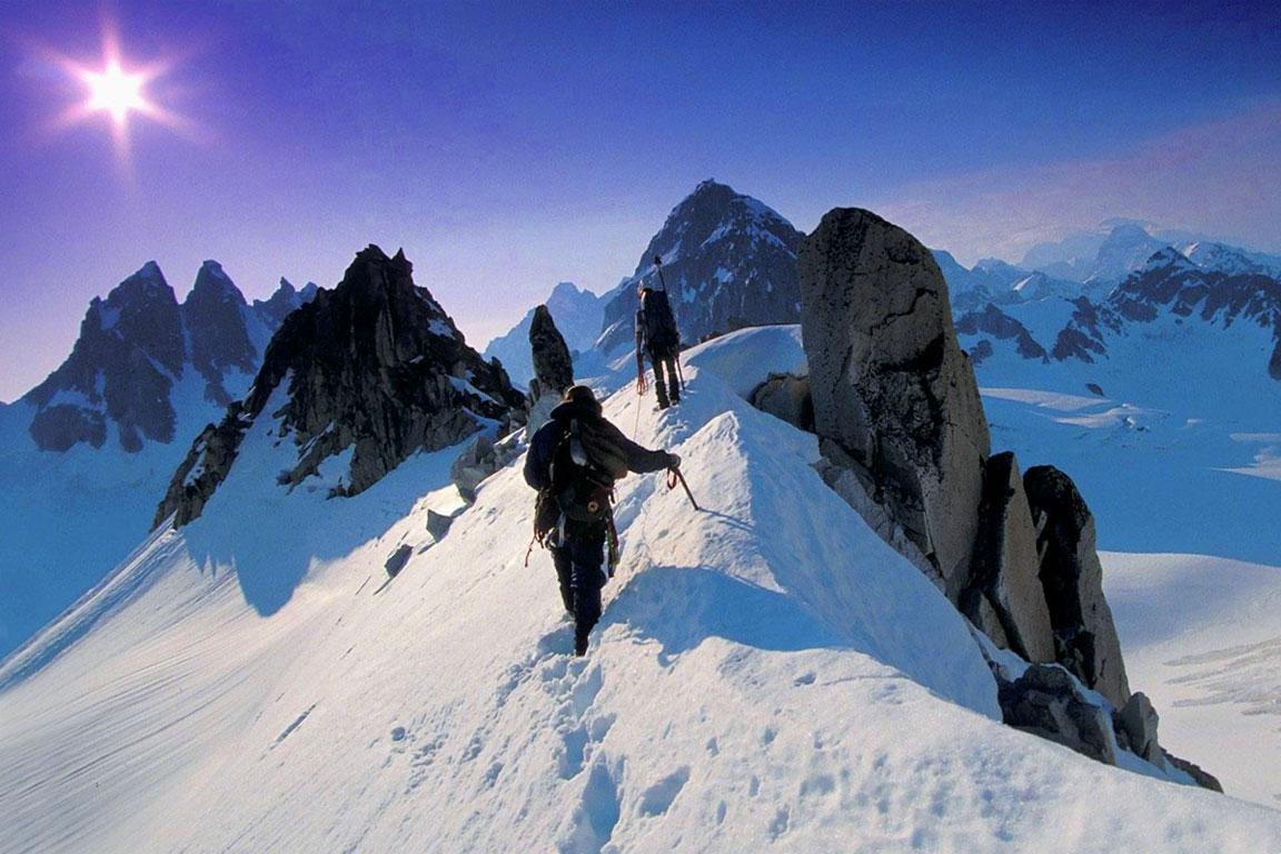alpinismo sport estremi