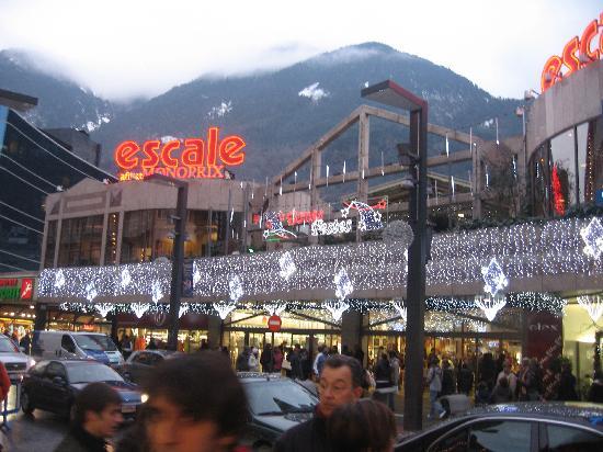 Dove fare shopping in Andorra