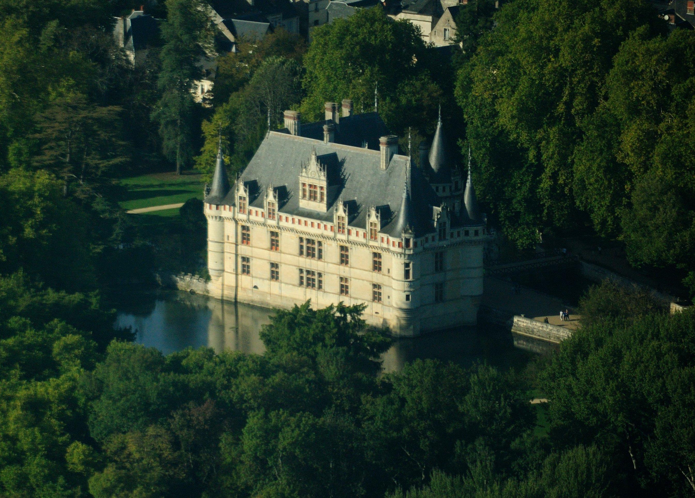 Quali sono orari e prezzi Castello Azay-le-Rideau