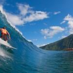 Dove fare surf a Biarritz