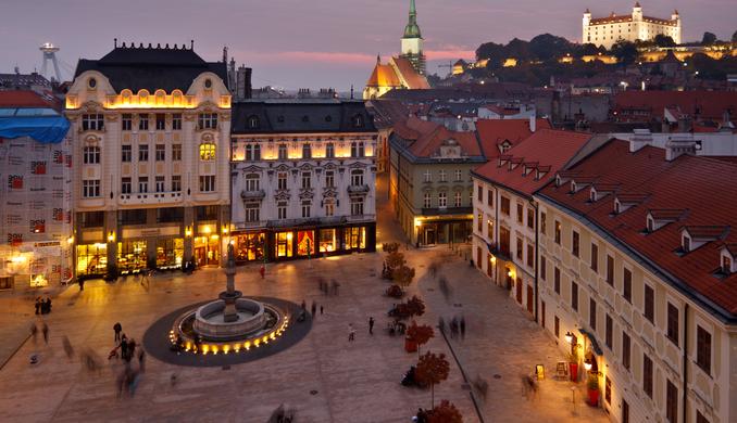Che cosa vedere a Bratislava in un giorno