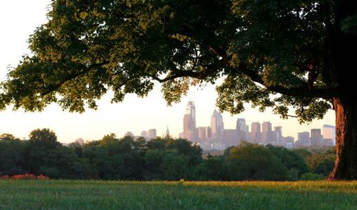 Tour fra i parchi di Philadelphia