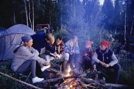 Attività divertenti da fare in campeggio