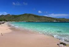 Le spiagge di St. Kitts e Nevis