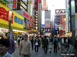 Dove fare shopping in Giappone