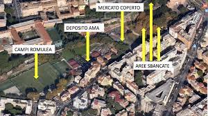 Come raggiungere via Sannio a Roma