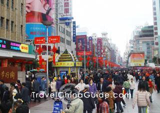 Dove fare shopping a Shangai