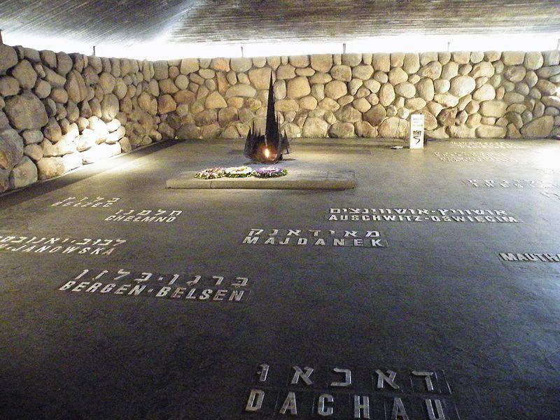 Arrivare Monumento Yad Vashem Gerusalemme