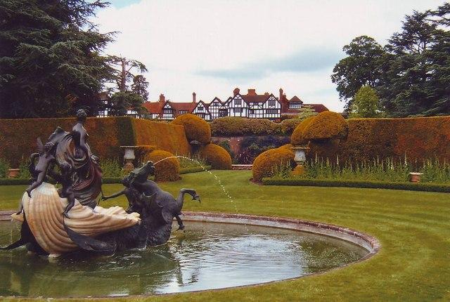 Arrivare a Ascot House Gardens Buckinghamshire