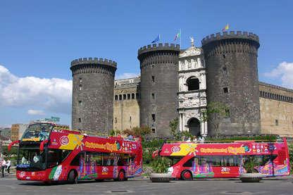 Tour CitySightseeing Italy a Napoli, orari e prezzi