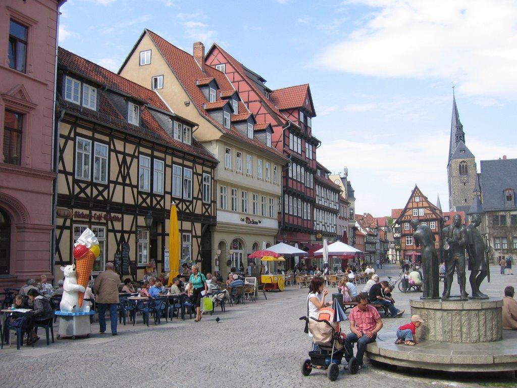 Cosa vedere a Quedlinburg
