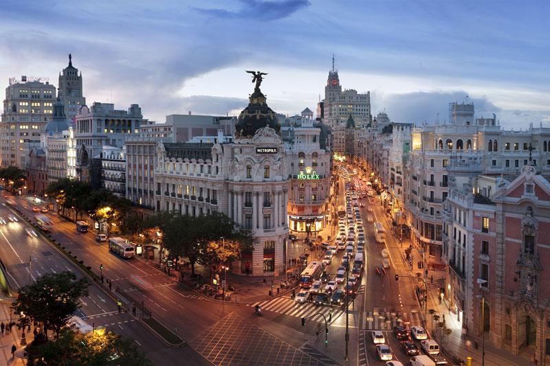 Cosa visitare gratis a Madrid in un giorno