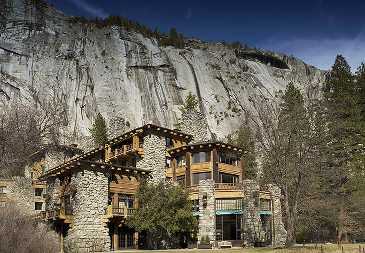Dove dormire Yosemite Park