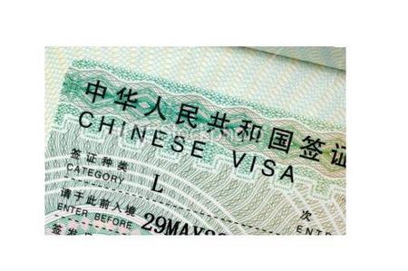 Durata visto turistico Cina