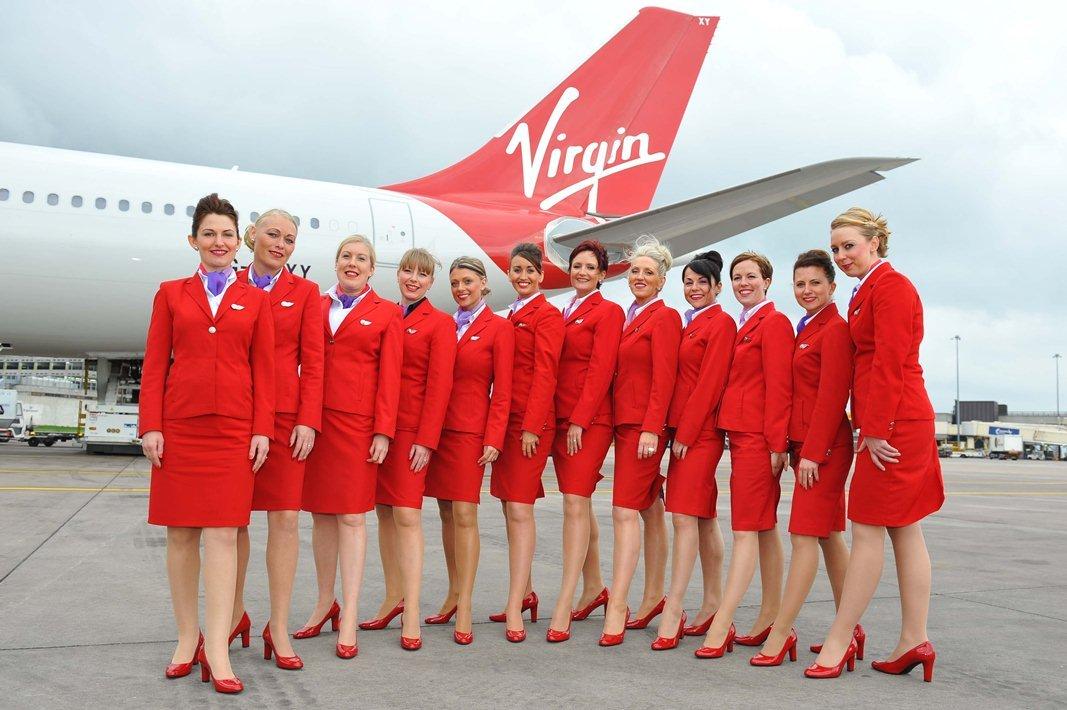 Come lavorare come hostess per Virgin