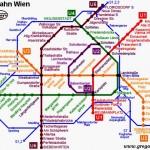 Linee metro Vienna