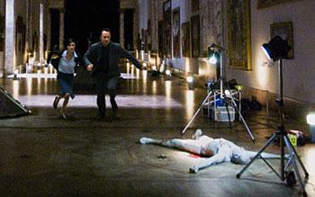 La location del film Il codice Da Vinci