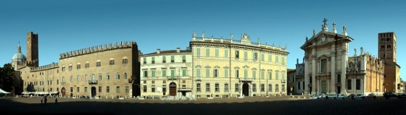 Mantova Piazza Sordello e1301097027386