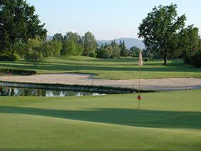Mappa campi da golf E.Romagna