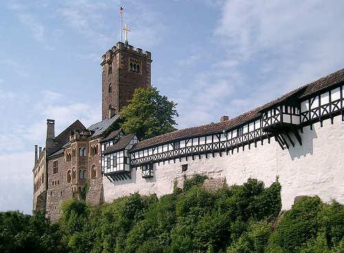 Orari e prezzi Castello Wartburg Eisenach