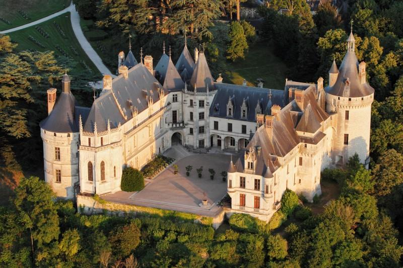 Raggiungere Castello Chaumont sur Loire