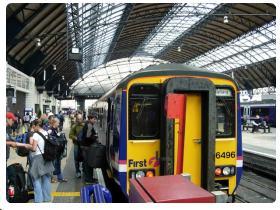 Come raggiungere Glasgow da Edimburgo