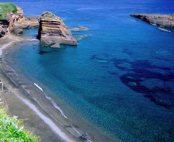 Raggiungere spiaggia Cala Nave Ventotene