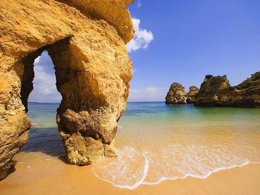 Spiagge Algarve per bambini